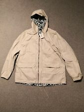 Mens Hooded Pepe Jeans jacket size XL
