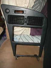 94 95 96 97 98 99 Toyota Celica  Stereo Dash Trim Bezel w/ Clock Vent black ?