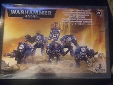 Warhammer GW 40k Space Marine Terminator Squad Sealed New 48-10 Bases?