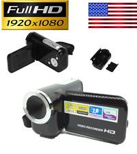 16MP Camcorder Video Camera Full HD 16X Zoom Digital 2'' LCD Handheld DV US A2I4