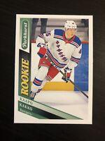 Kaapo Kakko 2019-20 Upper Deck Parkhurst Rookies #300 NY Rangers RC