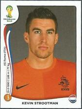 PANINI WORLD CUP 2014- #137-NEDERLAND-HOLLAND-KEVIN STROOTMAN