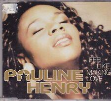 Pauline Henry-Feel Like Making Love cd maxi single