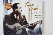Tino rossi l histoire de la chanson française disque pathé (box22)