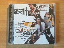 """THE BRIT AWARDS 1997""-U2-IGGY POP-ASH-MANICS-PRODIGY-PULP-REM-BRAND NEW 2CD"