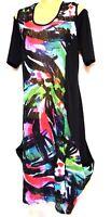plus sz XS / 14 TS TAKING SHAPE Tropic Overlay Dress stunning sexy sheer NWT!