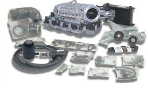 Hummer H2 H2 SUT 2008-2009 6.2L V8 Magnuson TVS1900 Supercharger Intercooled Kit