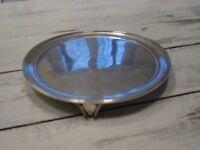 Rare Silber Tischschale Nürnberg um 1680, Silberschmied???