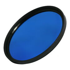62mm M62 Full Blue Color Conversion Lens Filter Screw Mount for DSLR SLR Camera1