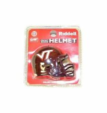 "Virginia Tech Hokies NCAA College Football Riddell 2""x2.5"" Pocket Pro Helmet"