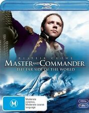 Master And Commander - The Far Side Of The World (Blu-ray, 2008)