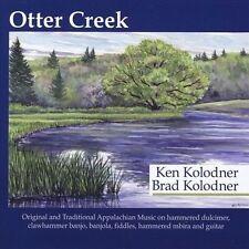 Ken Kolodner & Brad Kolodner-Otter Creek  CD NEW