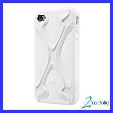 SWITCHEASY Capsule Rebel X, case for iPhone 4/4S, White, NEW, Australian Stock