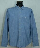 MENS Abercrombie & Fitch SHIRT LONG SLEEVE COTTON SIZE XXL VGC