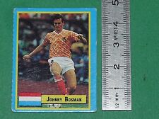 BOSMAN NEDERLAND MALINES MECHELEN FOOTBALL 1989-1990 VALLARDI MINI CARD PANINI