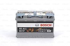 Bosch S5A11 Start-Stop Battery