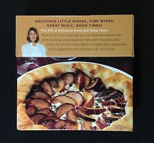 Sharon O'Connor's Musiccooks Wine Tasting Recipes Cards The Tim Ware Band CD Coo