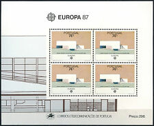 Portugal 1987 SG#MS2076 Europa Architecture MNH M/S Sheet Cat £24 #D40712