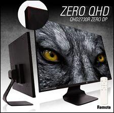 """QNIX - QHD2730R Real ZERO DP 27"""" 2560 x 1440 @ 60Hz QHD/ 16:9 /Samsung PLS"""