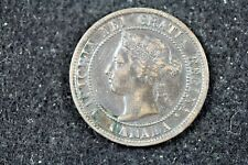 1899 - Canada Victoria Dei Gratia One Cent!!  #H15082