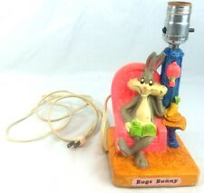 Vintage Warner Brothers Holiday Fair 1970 Bugs Bunny Lamp
