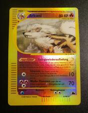Arcanine Reverse Holo Skyridge Near Mint German Pokemon