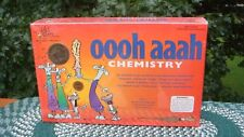 New in Box Oooh Aaah Chemistry Set - Sealed NRFB Wild Goose Co Collectible