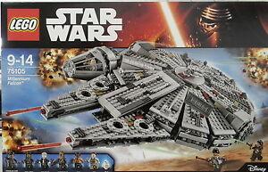 "LEGO® STAR WARS™ 75105 Millennium Falcon™ ""NEU & ORIGINAL VERPACKT"" !!!!!!!!!!!"