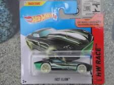 Hot Wheels 2014 # 189/250 Fast Felion Verde Hw Carrera