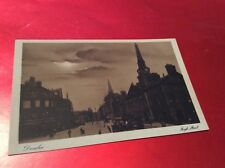 HIGH STREET- , DUNDEE VINTAGE POSTCARD (UNPOSTED)