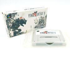 Final Fantasy VI 6 - Nintendo Super Famicom - En Boite - NTSC-J JAP