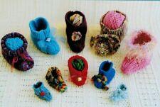 New ListingKnitting Pattern by Ann Norling Grandma's slippers