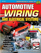 Automotive Wiring and Electrical Systems Book - an in-depth guide-BRAND NEW!