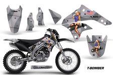 Kawasaki Graphic Kit AMR Racing Bike Decal KLX 450 Decal MX Parts 08-13 T-BOMB S