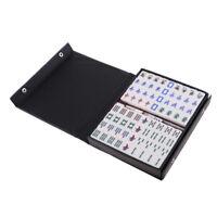 mini Chinese mahjong tiles 144pcs/set w/ box Portable travel Mah-Jong Toys A