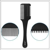 Hair Razor Comb Shaving Cutting Thinning Comb  With :.