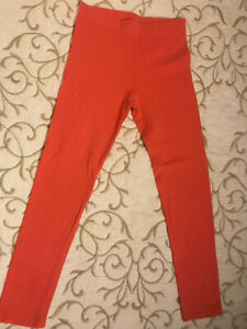Gymboree Coral Leggings - Girls Size 8 - NWOT - Perfect