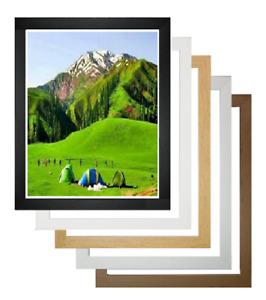 Picture Frame Photo Frame Poster Frame Many Bespoke Sizes
