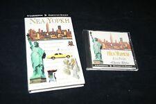 Elvis - NEA YOPKH - NEW YORK - promo CD + book - GREECE - MEGA RARE !!!! GREEK