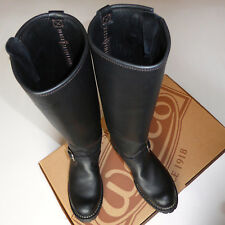 WESCO Tall Leather Lined Engineer Boss BOOTS (Slimmer Shaft) US10.5/UK 91/2/EU44