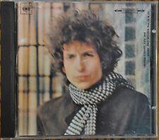 BOB DYLAN CD - BLONDE ON BLONDE  -  MID 1980'S EUROPEAN ISSUE.- CDCBS 22130