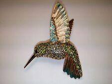 JOAN RIVERS HUMMINGBIRD PIN BRAND NEW