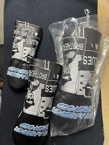 Bettinardi Blues Brothers *HIVE* Driver, FW, Hy Headcovers