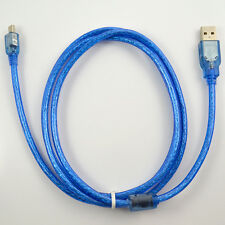 Premium 5FT/1.5M USB 2.0 A MALE TO MINI-B 5-PIN MALE Connector Cable PC Data Mac