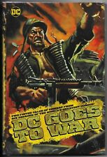 DC Goes To War Hardcover   Sgt Rock   Blackhawk   Enemy Ace (New/Sealed)