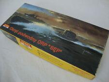 """INNEX 1/400 OKRET PODWODNY ORP """"SEP"""" Submarine Plastic Model Kit 1005 Sep Orzel"""