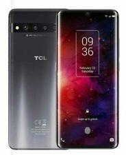 "TCL 10 Pro   6.47"" 128GB 4G LTE UNLOCKED 64MP Smartphone T799B   Gray"