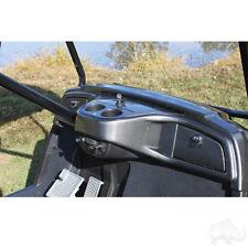 Yamaha drive Golf cart custom dash carbon fiber  dash-0078 /locking glove box's
