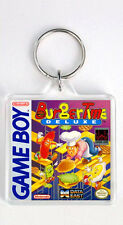 BURGER TIME DELUXE NINTENDO GAME BOY KEYRING LLAVERO