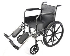 Benovate STANDARD WHEELCHAIR WITH ELEVATING FOOTRESTS